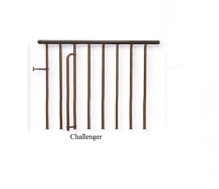 Challenger hekwerk